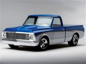 Chevy Truck 67-72