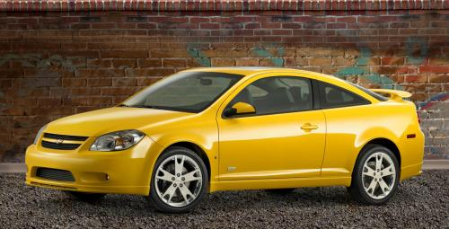 Chevy Cobalt Turbocharged