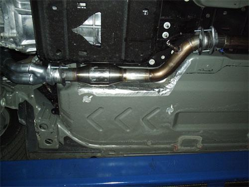 Ceramic Coating Exhaust >> High Performance Exhaust Systems - Pontiac Solstice Long ...