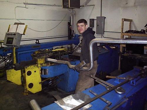 Manufacturing Bending