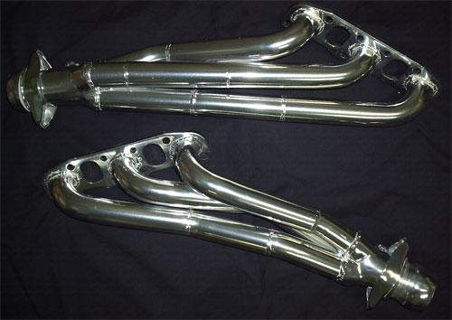 High Performance Exhaust Systems - Nissan 350Z Headers